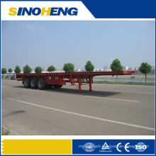 China Factory Tri Axle Container Truck Trailer