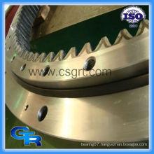 ball bearing slewing ring gear