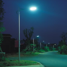 Best quality and factory for Led Street Light,Led Street Lamp,Led Street Lights,Outdoor Street Lamp Supplier in China High Lumens Energy Saving 20W LED Street Light export to Kuwait Factories