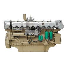 Dongfeng Cummins Marine Diesel motor B/C/L série 47KW-315KW marinho principal gerador de propulsão & Marine Drive