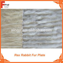 Fur Material, Rex Rabbit Fur Plate