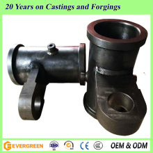 OEM Metal Welded Parts for Garbage Trucks