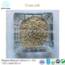 Maiskolbenmahlzeit für Maiskolben-Tierfutter oder Maiskolbenmatte