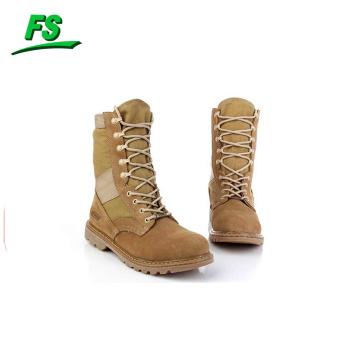 nuevas botas militares de alta calidad del oem para los hombres