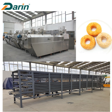 Chocolate Core Filled Snack Food Production Line