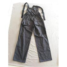 Gents working bib trousers WOODY