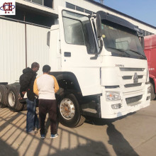 Used Sinotruk Howo Truck Head