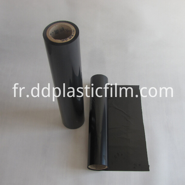 Black PET film Black Polyester Film(1)