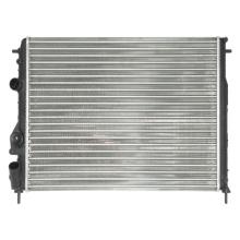 Peças sobressalentes do radiador de alumínio do ventilador do refrigerante do carro