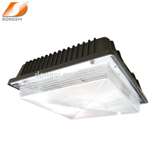 2018 new structure PC cover LED canopy gas station light