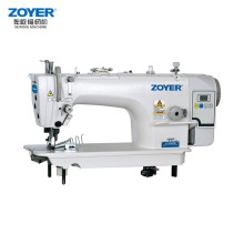 Durable In Use Walking Foot Sewing Direct Drive Lockstitch With Auto Trimmer Single-Needle Quilting Machine Series