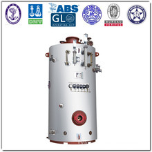 Lsk Vertical Marine Steam Boiler