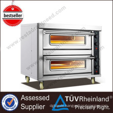 Restaurant Bakery Equipment Oven Electric 2-Trays