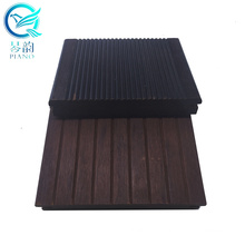 Strand woven grey bamboo trailer decking low price for sale