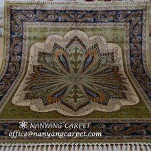 8'x10' Oriental Silk Turkish Award Design Carpet