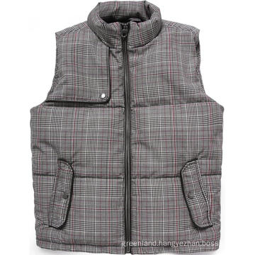 2017 fashion padding vest