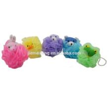 JML Hign quality Kid bath sponge disposable mesh bath sponge china wholesales selling products