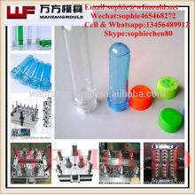 China mold factory supplier 5 gallon 24 cavities pin valve PET Preform mould with cap