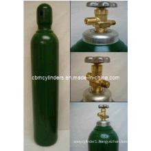 1.5m3 (10L) Oxygen Cylinder (37Mn-made)