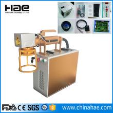 Pequeña máquina de la marca del laser de la fibra del color mini