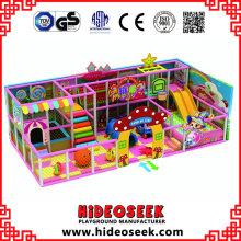Wenzhou Manufactured Indoor Playground para Loja