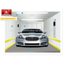 BOLT Stahlfarbe Auto Aufzug / Automobil Lift (5000kg)
