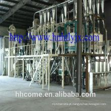Máquina automática de processamento de óleo de milho 30 a100T / D