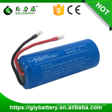 26650 3.7v 5000mah Li-ion Rechargeable Battery For Hair Curler