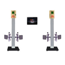 High Performance Mobile Wheel Alignment
