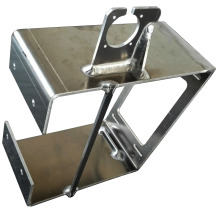 China OEM ODM piezas de aluminio soldadas
