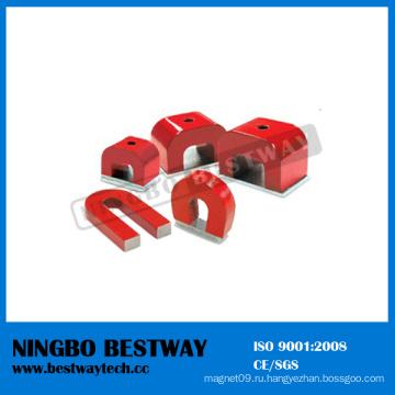 Flngt14 Сильный подковообразный магнит AlNiCo