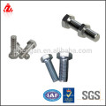 Manufactured in China stainless steel hex bolt weight