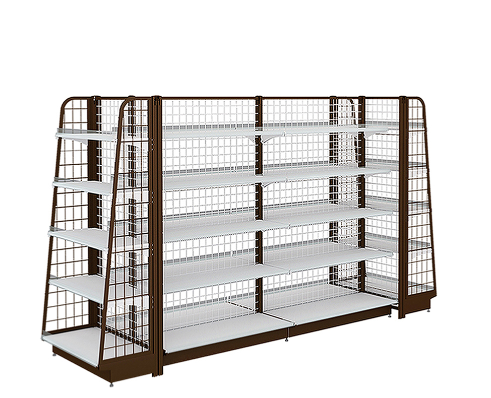 Durable Shelves For Supermarket