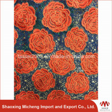High Quality Guipure Lace for Party 3011