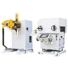 Auto Press Feeder Straightener And Uncoiler