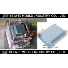 OEM Custom Injection Plastic Fridge Drawer Mould