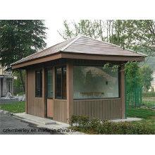 Экологически чистый дом WPC из Китая