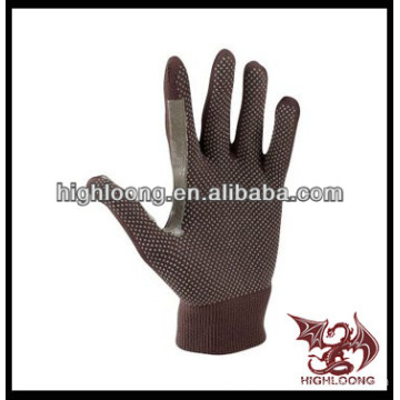 new style cheap and custom equestrian gloves