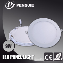 Energy Saving 9W LED Ceiling Panel Light for Home