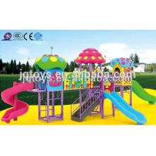 Prix d'usine champignon aire de jeux extérieure pour enfants