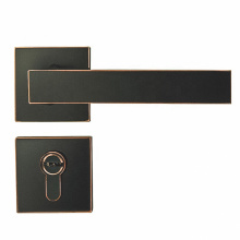 Accesorios de cerradura de puerta de fundición a presión de aleación de zinc