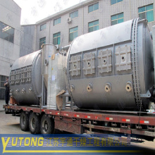 Continual tray Vacuum Transfer Dryer in special industry