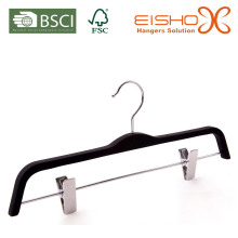 Thin Design Cheap Plastic Hanger for Bottom