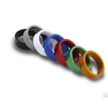 Auricular de aluminio anodizado de alta precisión hecho a medida spacer