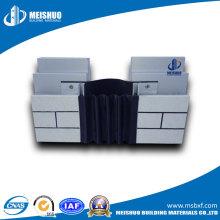 Sistemas de cobertura de juntas de expansão de revestimento de alumínio