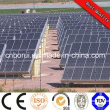 Batería 12V del módulo del panel solar de 10 vatios, el panel monocristalino 10W