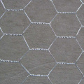 "Galvanized Hexagonal Poultry Netting,Chicken Wire 1"" 20GA"