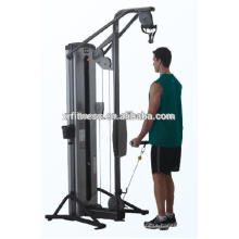 Commercial multi gym equipment 9A--021 Biceps/Triceps machine