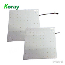 Zhongshan Best Advertising Lighting Xinelam 50x50cm RGBW LED Panel Light