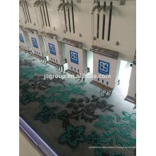 Machine de broderie informatisée JINSHENG à 15 têtes